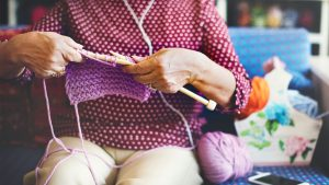 Find Your Bliss: The Mental Health Benefits of Knitting