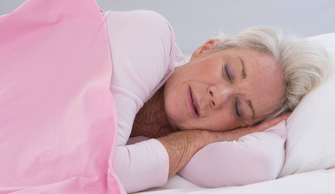 This Battle-Tested Technique Helps Caregivers Fall Asleep in Minutes