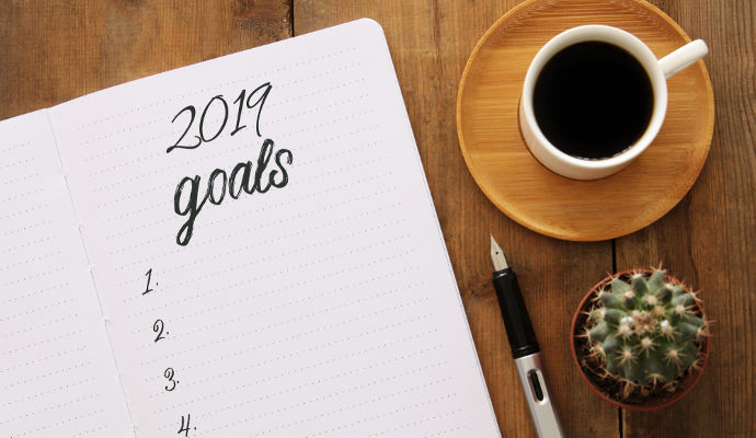 4 New Year's Goals to Improve Caregiver Well-Being