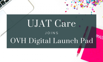 UJAT Care Joins OVH Digital Launch Pad Program