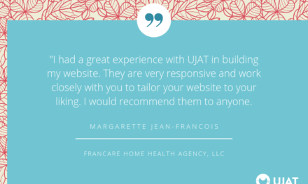 I Had a Great Experience with UJAT in Building My Website