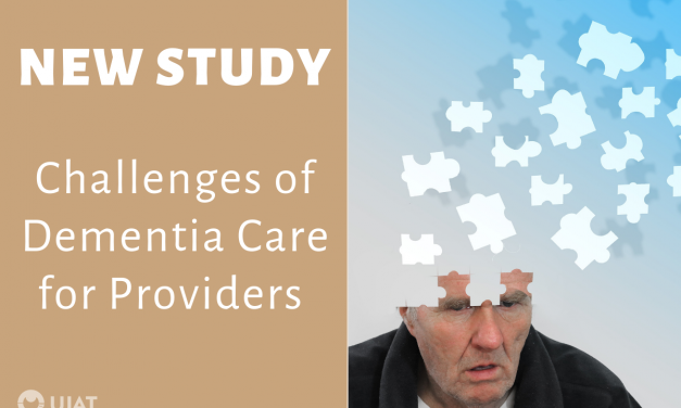 The Challenges of In-home Dementia Care for Providers Highlighted in the Latest Research